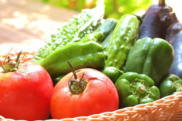 RGB野菜