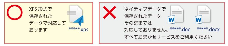 xps 一部 pdf 変換