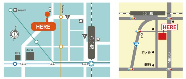 地図イメージ