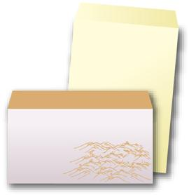 デザイン封筒