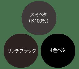 3種黒イメージ