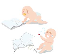 乳幼児イメージ